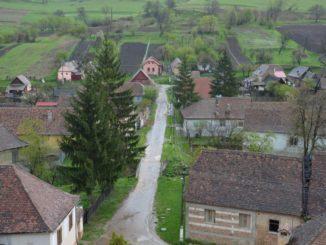 Romania Sighisoara and vicinity