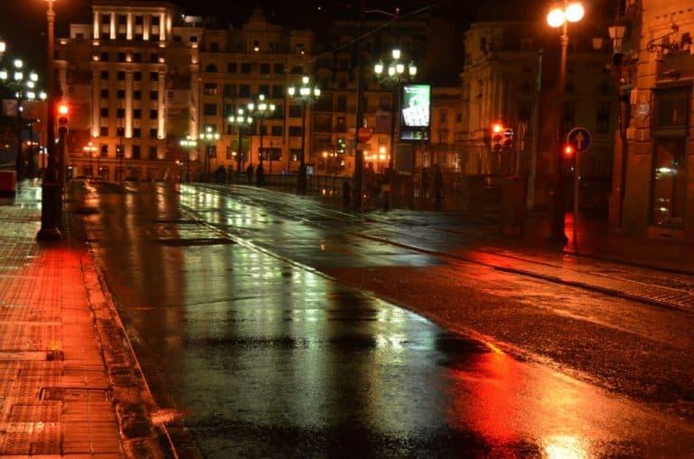 Mercato delle pulci a Bilbao