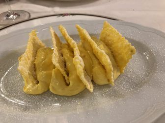 Italia-Bologna-ristorante-Trattoria-della-Gigina-dessert-dolce