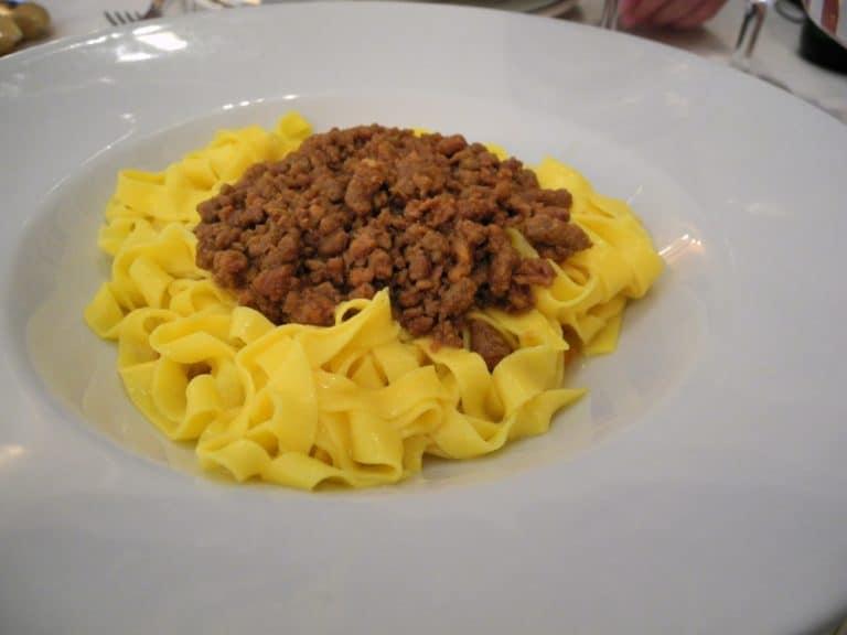 Genuine Bolognese