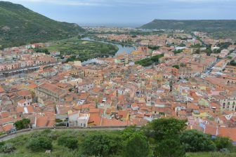 The Town of Bosa and its History