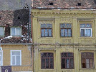 ルーマニア、ブラショフ-シナゴーグ 2014年4月
