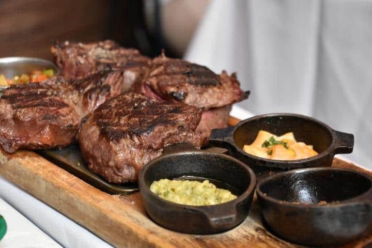 La prima grigliata di carne a Buenos Aires