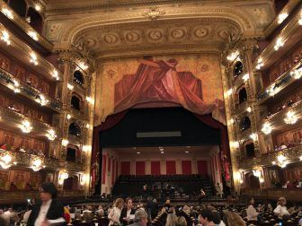 Night at Teatro Colon
