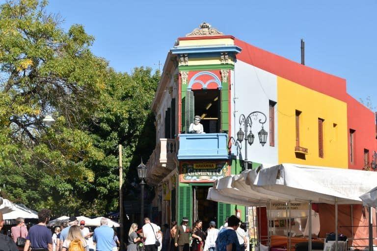 The History of La Boca