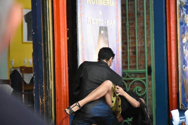 Art and Tango in La Boca