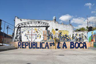 Los Murales De La Boca Argentina Buenos Aires Miranda Loves
