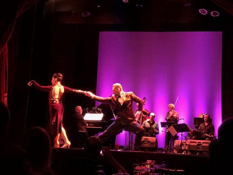 La serata del tango argentino a Buenos Aires