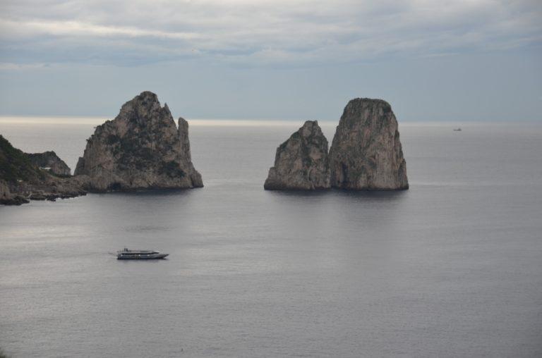 Symbol of Capri