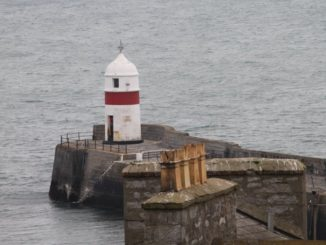 Isle of Man, Castletown – history, May 2014