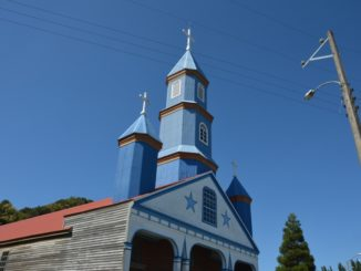 Wooden churches listed as the World Heritage