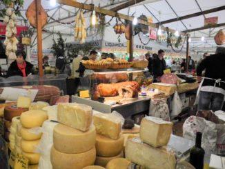 食べ物市場