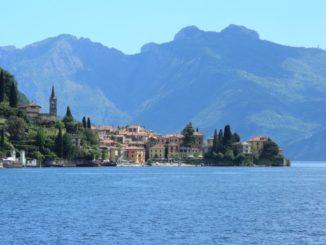 Excursion to Como Lake
