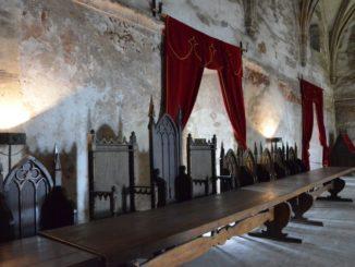 Romania, Hunedoara – castello Corvin
