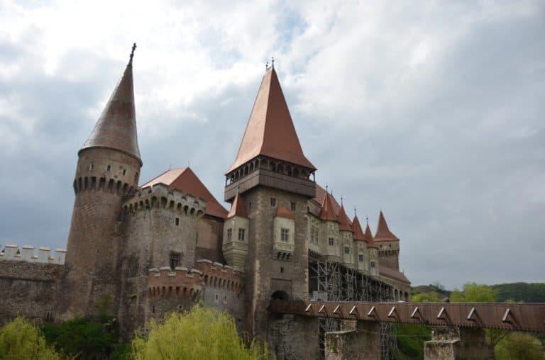 Gorgeous castle