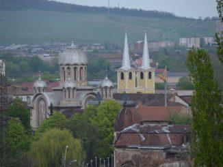 Romania, Hunedoara – Corvin Castle, Apr.2014