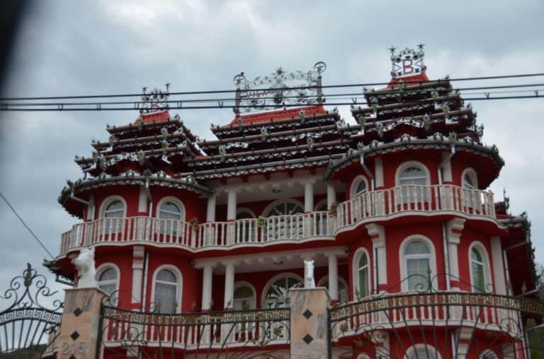 Il Palazzo degli Zingari in Romania