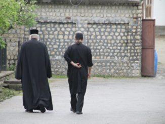 Romania, Cozia Monastery – two, Apr. 2014