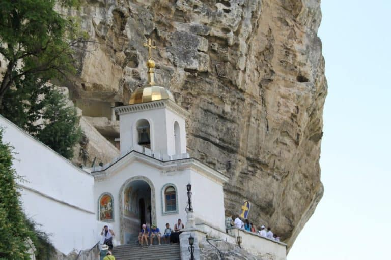 Ukraine Crimea Bakhchisarai