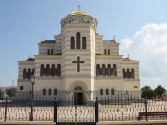 Ukraine Crimea Sevastopol