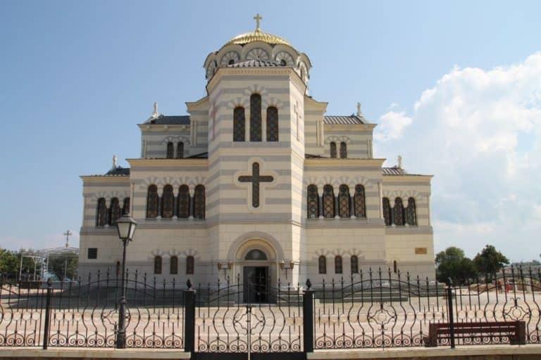ウクライナ-クリミア半島-セバストポリ