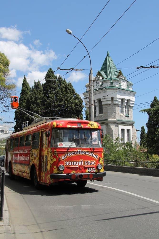Ukraine Crimea Yalta