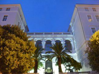 Croatia, Zadar – grand building, July 2014
