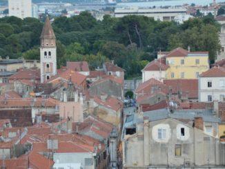 Croatia, Zadar – town, July 2014