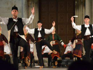 Croatia, Zadar – dancers 6, July 2014