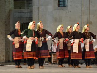 Croatia, Zadar – dancers 5, July 2014