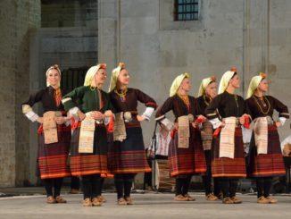 Croatia, Zadar – dancers 5, July 2014