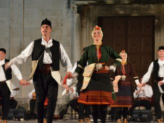 Croatia, Zadar – dancers 4, July 2014