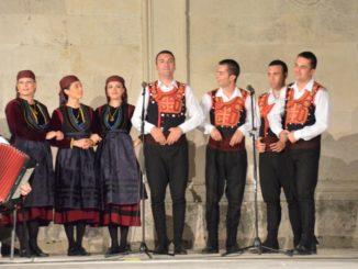 Croatia, Zadar – singers, July 2014