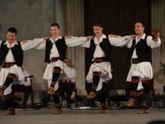 Croatia, Zadar – dancers 3, July 2014