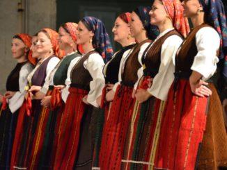 Croatia, Zadar – dancers 2, July 2014