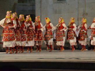Croatia, Zadar – dancers 1, July 2014
