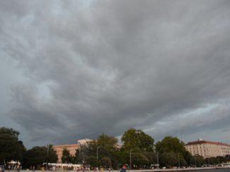 Croatia, Zadar – cloudy, July 2014