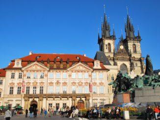 Czech, Prague – Old Town Square, Sept.2013