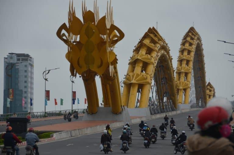 La ciudad de Da Nang