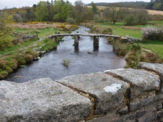Bridge Made of a Monolith