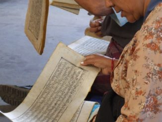 India, Dharamsala – read, Sept.2006