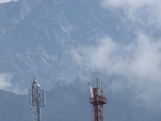 India, Dharamsala – mountain, Sept.2006