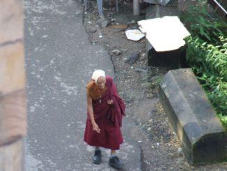 India, Dharamsala – walk, Sept.2006