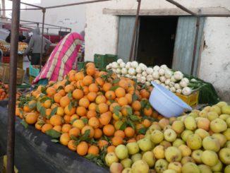 Tunisia, Douz – grain, Dec.2008