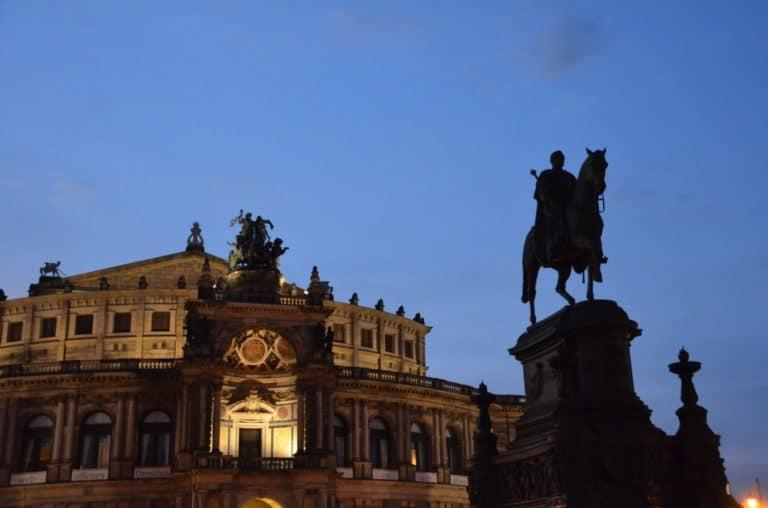 Could not visit Semper Oper