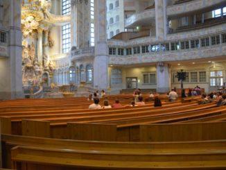 The Frauenkirche