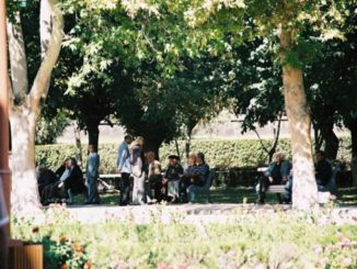 Armenia, Echmiadzin – get together, Autumn 2005