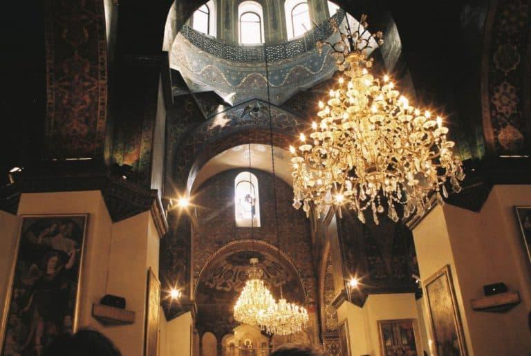 The head temple of Armenian church