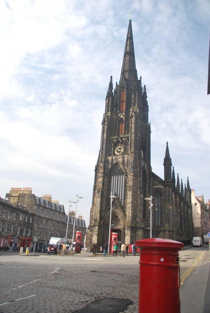 スコットランド-エディンバラ