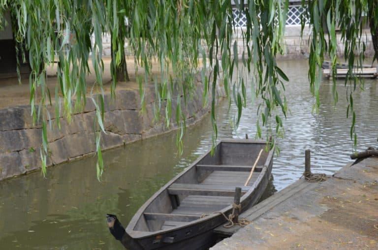Una città del periodo Edo piuttosto triste